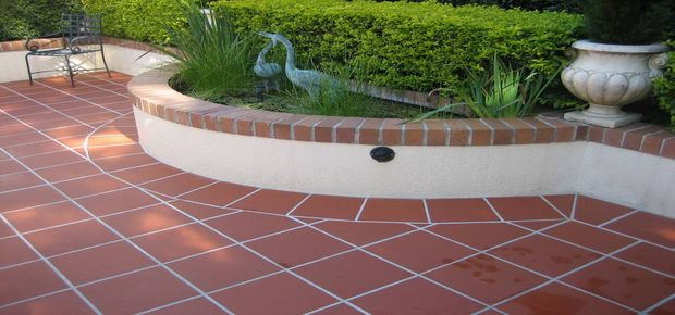 Beautiful modele terrasse exterieur ideas amazing house for Carrelage pour terrasse exterieur